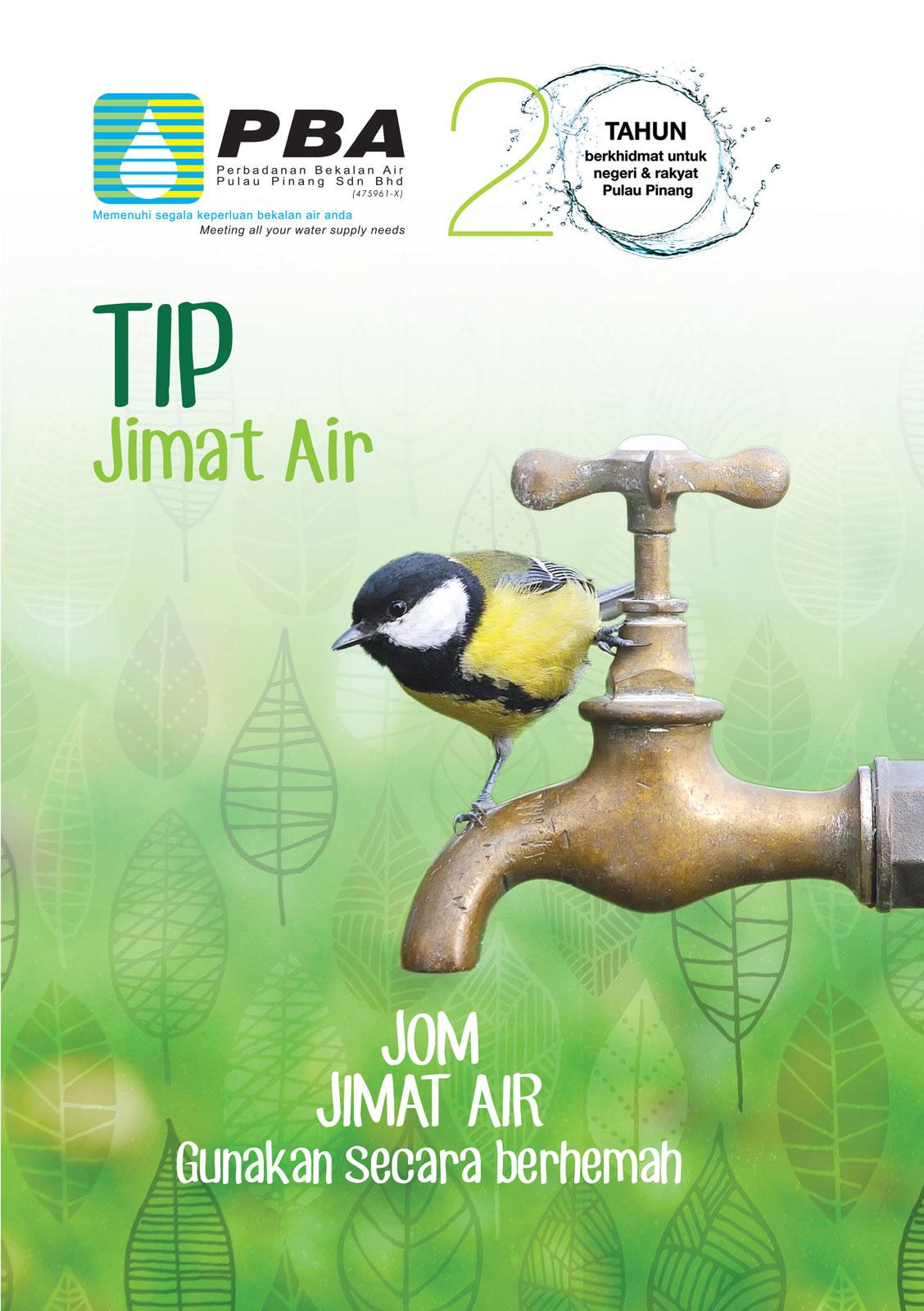 Water Saving Tips - BM
